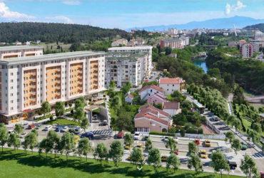City Kej-Podgorica