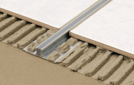 Control joints for floors