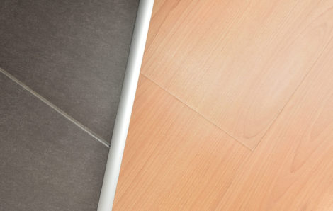 Profiles for floors